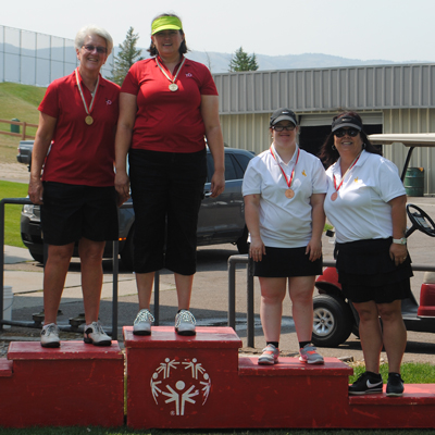 Unified Sports Golf Tournament